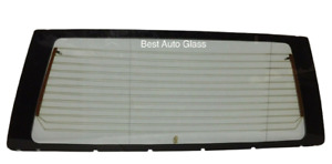 1988 1992 Audi 80 90 Quattro 4 Door Sedan Back Window Glass