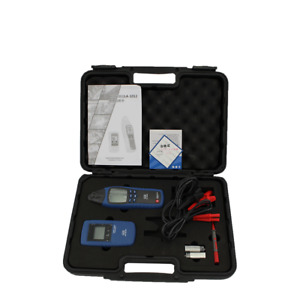 Underground General Cable Fault Locator Meter Wire Finder Tester Tracer Set case