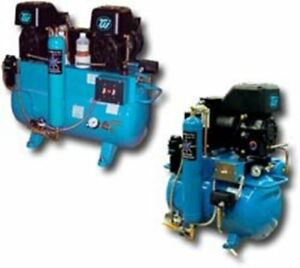 Tech West 3hp Triple Head Lubricated Air Compressor 6 User Acl6t2