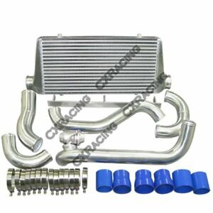 Upgr Intercooler Kit For Toyota Supra Mkiii With 1jz gte Stock Oem Twin Turbo bk