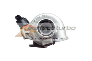 New Turbo Charger For Hino N04c S05c Euro 4 Engine With Electrical Actuator