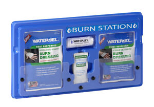 W49ebss 5 Water jel First Responder Series Small Industrial Emergency Burn Kit