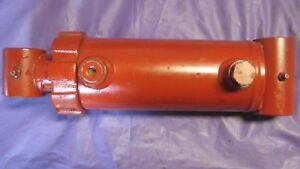 Welded Hydraulic Cylinders 2 Pieces 3 In Bore 4 In Stroke 8 Ports