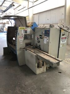 Weinig U23e 5 head Moulder 2001 In Good Working Condition