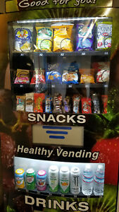 Seaga Hy900 Healthyyou Vending Machine With State Of The Art Technology