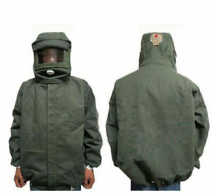 Sandblasting Jacket Sand Blasting Suit Sandblaster Cloth Large Protection Suit