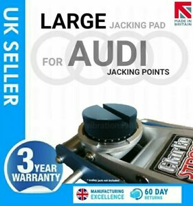 Rubber Saddle Pad For Your 2 Ton Tonne Hydraulic Floor Jack Car Van 1st Class