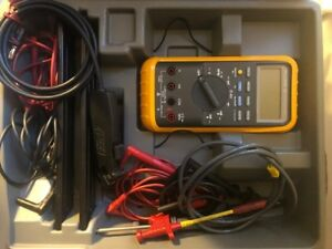 Fluke Automotive Multimeter Combo Kit Flk88 5akit W extras