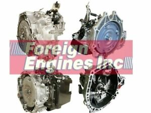 1989 Honda Prelude Automatic Transmission Replacement For K4 Pk4 Carbureted Cars