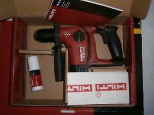 Hilti Te6 a36 Avr Tool Only Brand New