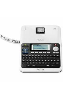 Brother P touch Label Maker Pt 2030ad Brand New