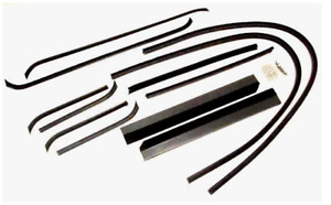 Ford Pickup Truck Window Channel Kit 1942 1947