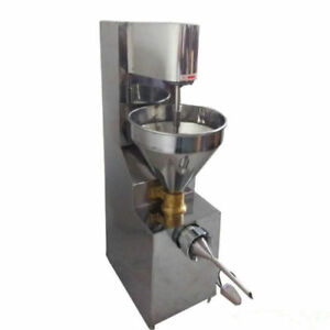 Electric Commercial Automatic Pressure Sausage Stuffer Stainless Steel220v 110v