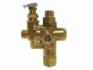 Quincy 112711 150 Air Compressor Pilot Unloader Check Valve Combo
