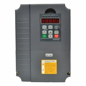 7 5kw 10hp 34a Updated Variable Frequency Drive Inverter Vfd