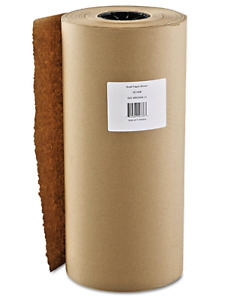 Kraft Brown Paper 18 X 900ft Roll Sheet Construction Paint Multipurpose Thick
