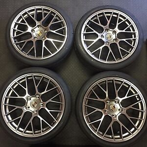 20 Porsche 911 996 997 991 New Wheels Tires Rims New Staggered 20x9 20x10 Gts
