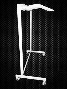 X ray Protective Mobile Lead Apron Hanger Lead Vest Hanger Trolley