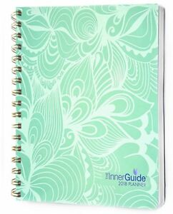 Innerguide 2018 Goal Life Planner Weekly Monthly Organizer Appointment