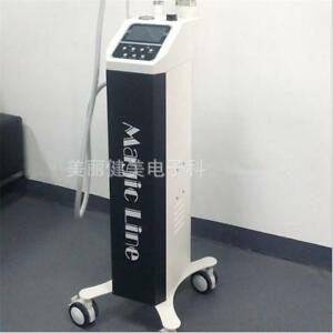 Pro High Frequency Vacumm Rf Slimming Skin Tighten Color Light Suction Machine