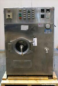 Used Huber Model Wfs g15h Stopper Washer sterilizer Has 304 Stainless Steel D