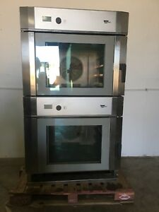 Wiesheu Double Stack Combi Oven Priced To Sell
