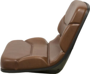 Amss7958 170 Uni Pro Bucket Seat For Case Ih 1120 1130 1140 Tractors