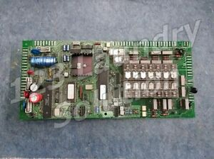 Washer Gen 5 Electronic Timer Computer Board For Wascomat 471 896412 As Is