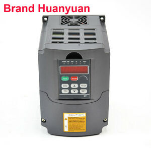 3kw Hy 110v 4hp13a Variable Frequency Drive Inverter For Cnc Speed Control Vfd