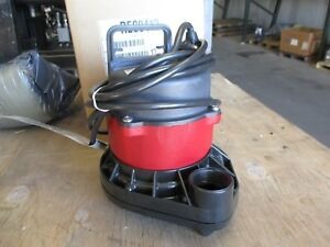 Red Jacket Submersible Water Pump 12131021j Cat rec0412 4 10hp 230v Nib