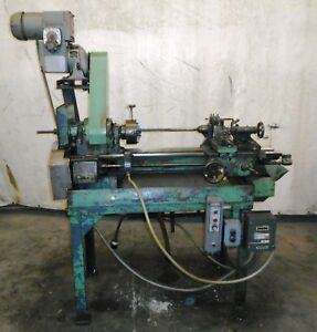 South Bend Metal Lathe 10 In With Varispeed Motor Model Z 1c
