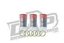 Dap 027 Towing Delivery Valves Complete Kit With New Gaskets 94 98 59 L 12v