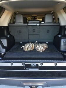Floor Style Trunk Cargo Net For Toyota 4runner Only 2 Row 2010 2021 Brand New