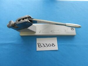 Synthes Surgical Orthopedic Plate Bending Press 329 30