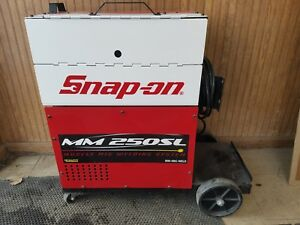 Snap On Mm250sl
