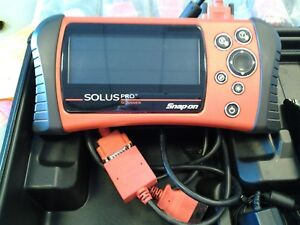 Snap On Solus Pro Diagnostic Scan Tool