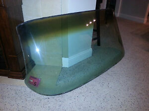 1961 1962 Cadillac Chevrolet Buick Oldmobile Pontiac Oem Front Windshield Glass