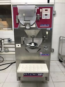 Ice Cream Machine 2014 Carpigiani Coldelite Compacta 3001 Batch Freezer Gelato