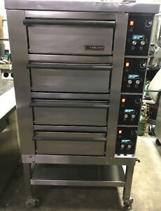Garland Ap4 Air Pac All Purpose Four Deck Electric Oven