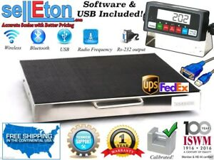 700 X 1 Lb Multi purpose Smart Shipping Scale Fed Ex Ups Ready Table Top