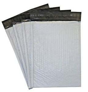 Pick Quantity 1 1000 4 9 5x14 5 Poly Bubble Mailers Self Seal Padded Envelopes