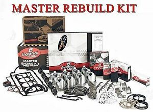 Master Engine Rebuild Kit Ford 351m 5 8l Ohv V8 Modified 1977 1982