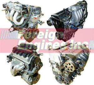 1999 2000 2001 Honda Crv 9 6 Compression Ratio B20b Replacement Engine For B20z2