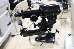 Bausch Lomb Optical 71 21 35 Keratometer Ophthalmology Optical