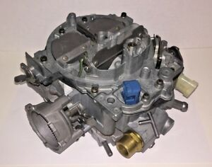 Rebuilt 1986 1990 Chevy Truck Carburetor 305 350 Engine