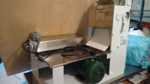 Pizza Dough Roller Sheeter Machine Acme 7