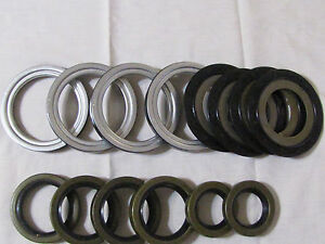 Rockwell 2 5 Ton Front And Rear Axle Seal Kit M35 M109 Military Mud Truck