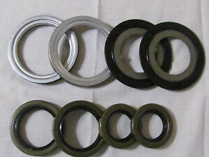 Rockwell 2 5 Ton Front Axle Seal Kit M35 M109 Military Mud Truck