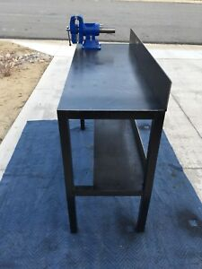 Welding work Bench Kit 60 By 22 By 42 Heavy duty
