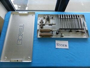 Zimmer Surgical Orthopedic Instrument Set